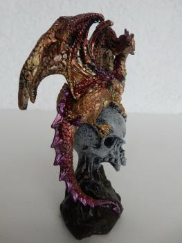 Drache Figur Protected Relic2