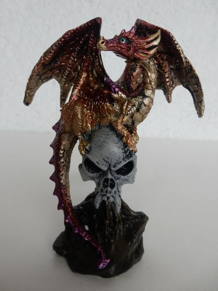Drache Figur Protected Relic